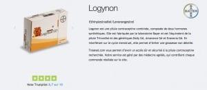 acheter logynon