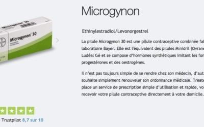 acheter microgynon