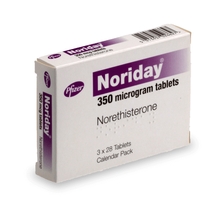 Pilule Noriday