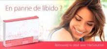 acheter hersolution contre les problèmes de libido femme