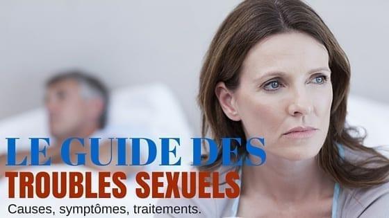 TROUBLES SEXUELS