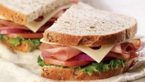 sandwich fastfood