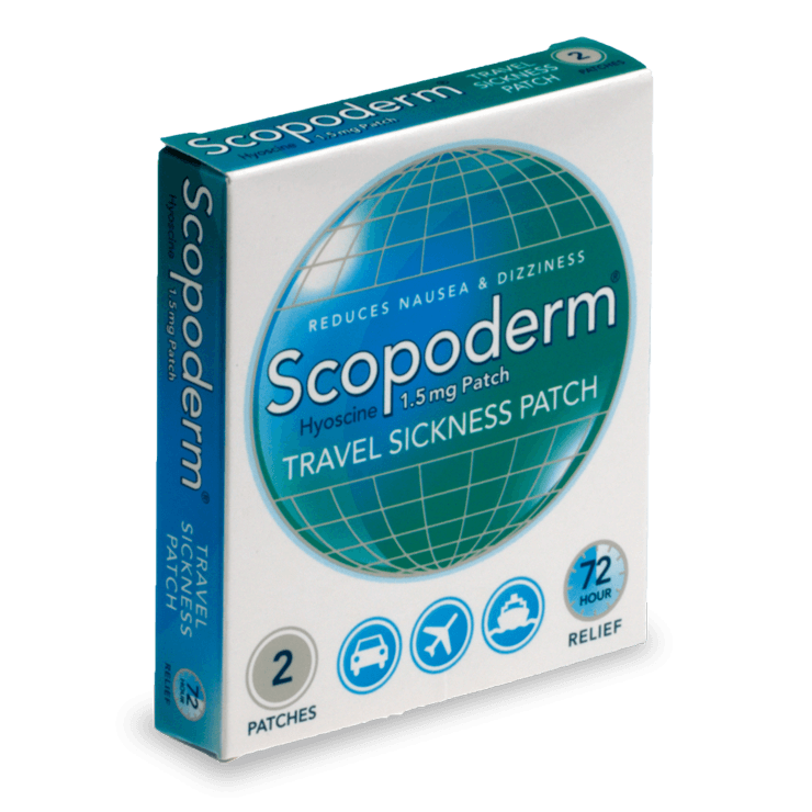 Acheter scopoderm patch
