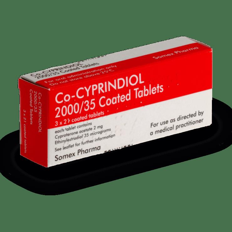 acheter pilule Co-Cyprindiol