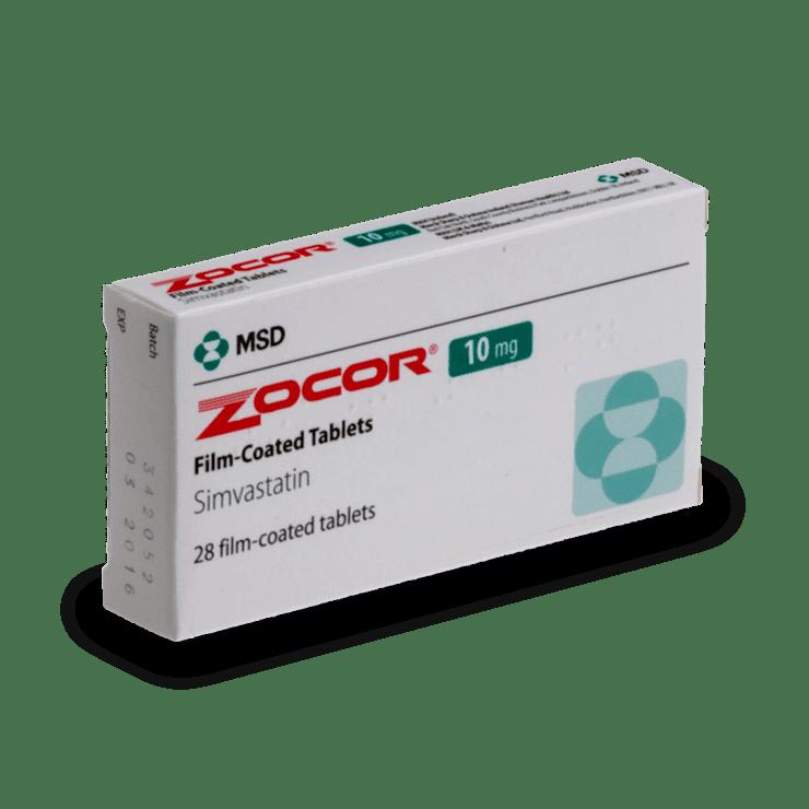Acheter Zocor