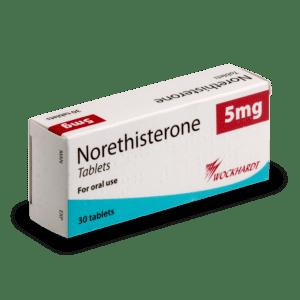 norethisterone pour retarder les regles