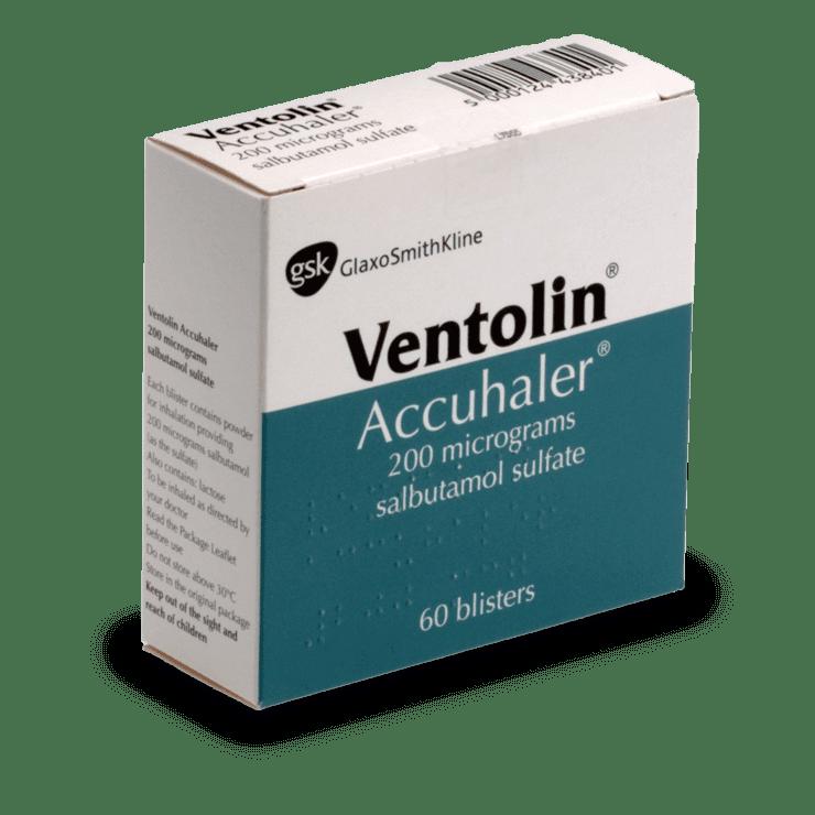 Acheter Ventoline : prix, description, effets secondaires
