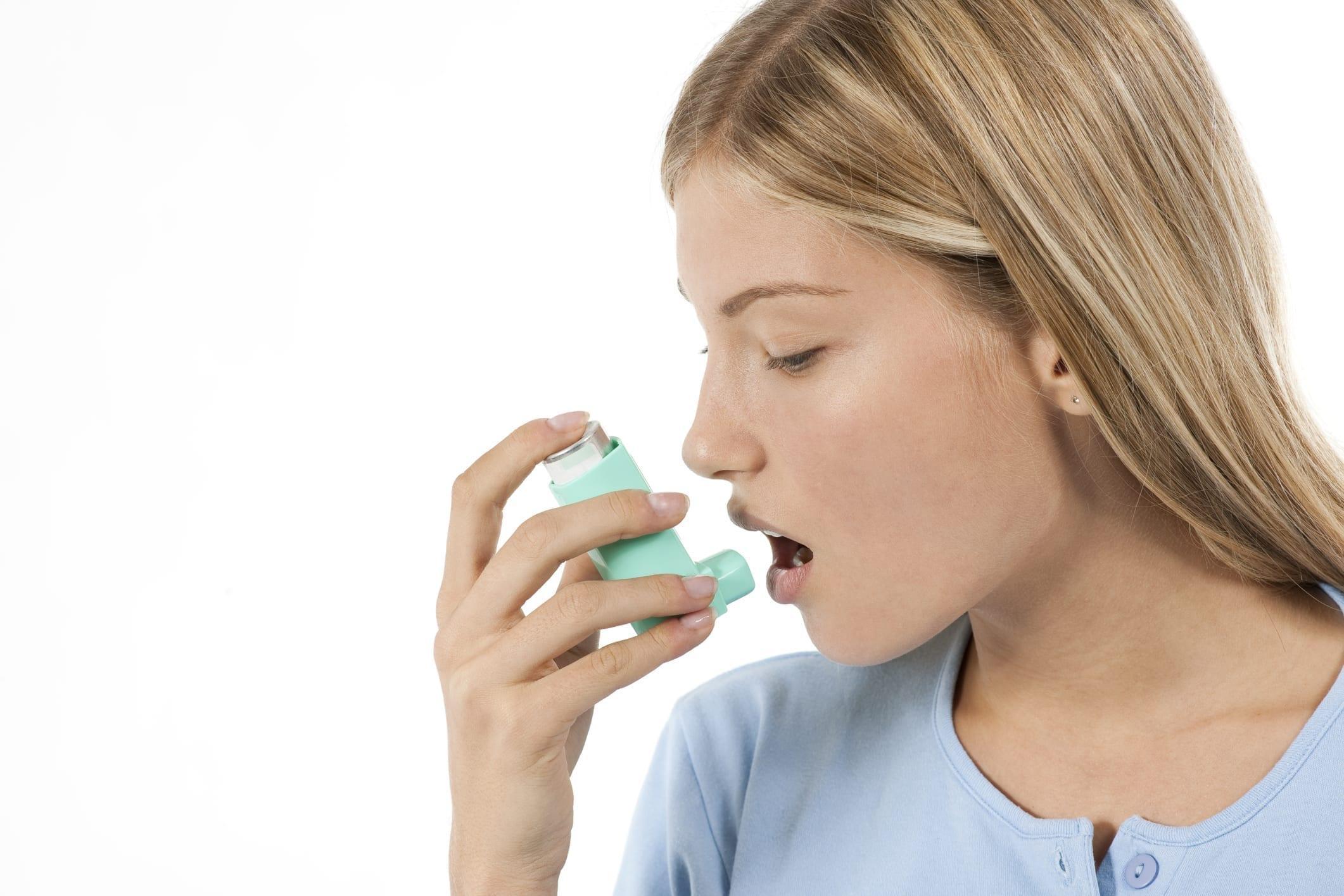 asthme ventoline