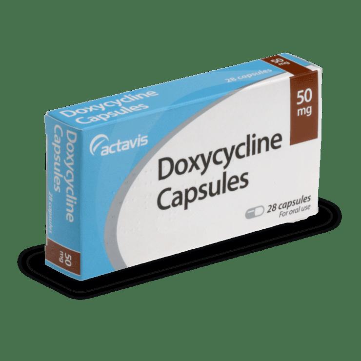 Comprimé Vibramycin