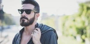 barbe huile coco