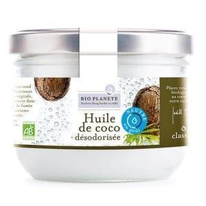 huile de coco desodorisee