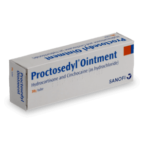 acheter Proctosedyl