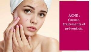 guide traitement acne