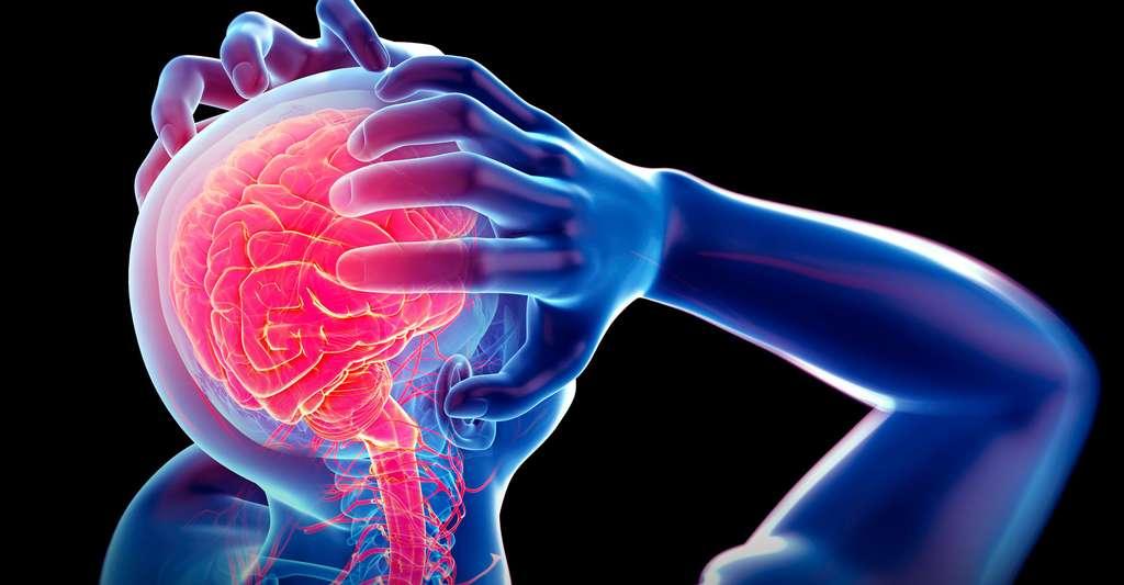 AVC symptomes