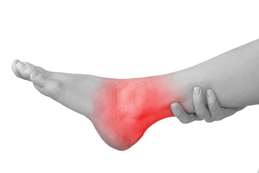 Entorse de la cheville sympt mes et actions pour soigner votre cheville - Poids supporte par cheville molly ...