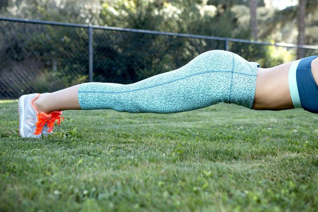 faire un bon planking
