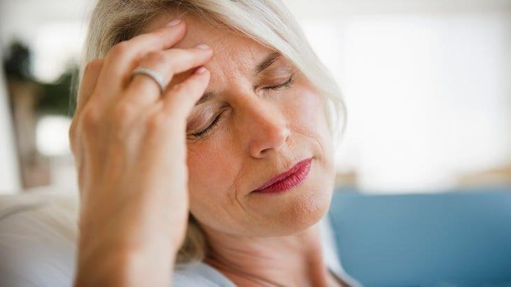 migraine avec aura symptomes