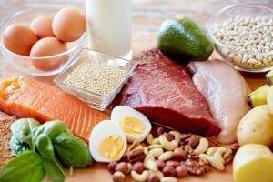 manger plus de proteines