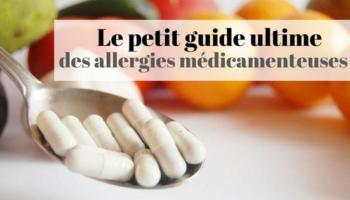 guide allergie medicamenteuse