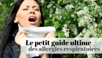 guide allergie respiratoire
