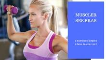 exercices muscler ses bras