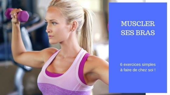 6 Exercices Simples à faire Chez Vous Pour Muscler Vos Bras   Bicepts f916f434a8b