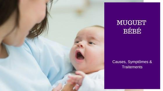 soigner muguet bebe