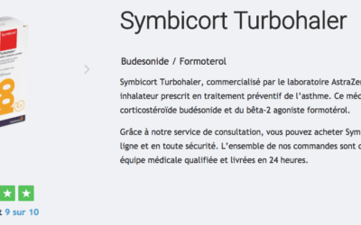 turbohaler symbicort asthme