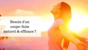 coupe faim naturel efficace