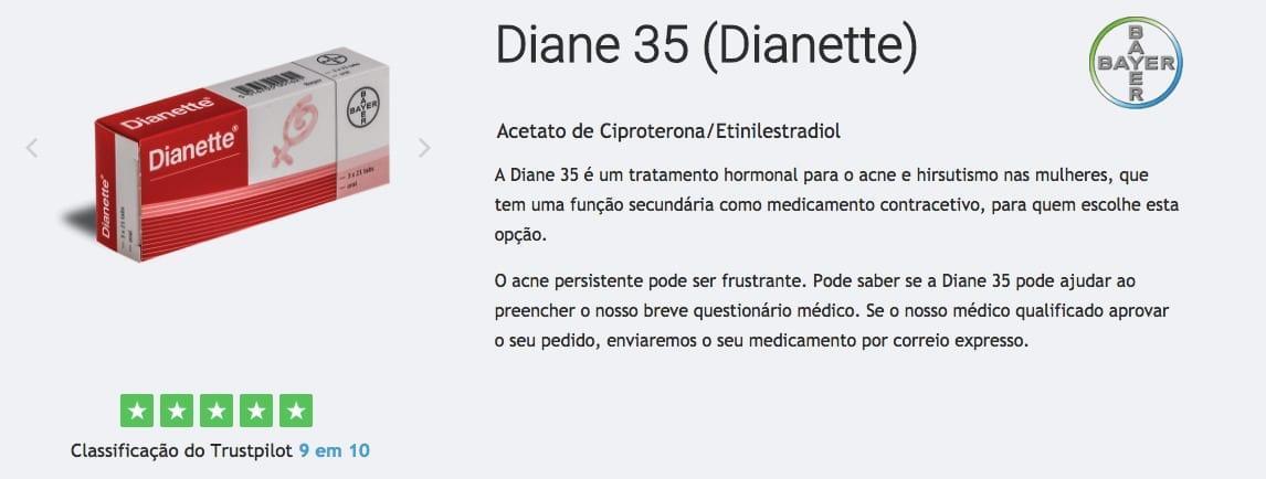 pilula diane 35