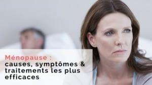 traitement menopause
