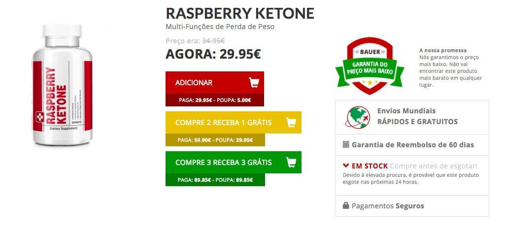 comprar raspberry ketone