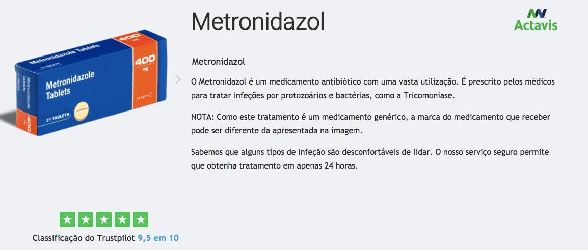 comprar metronidazol portugal brazil