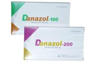 danazol paquet endometriose