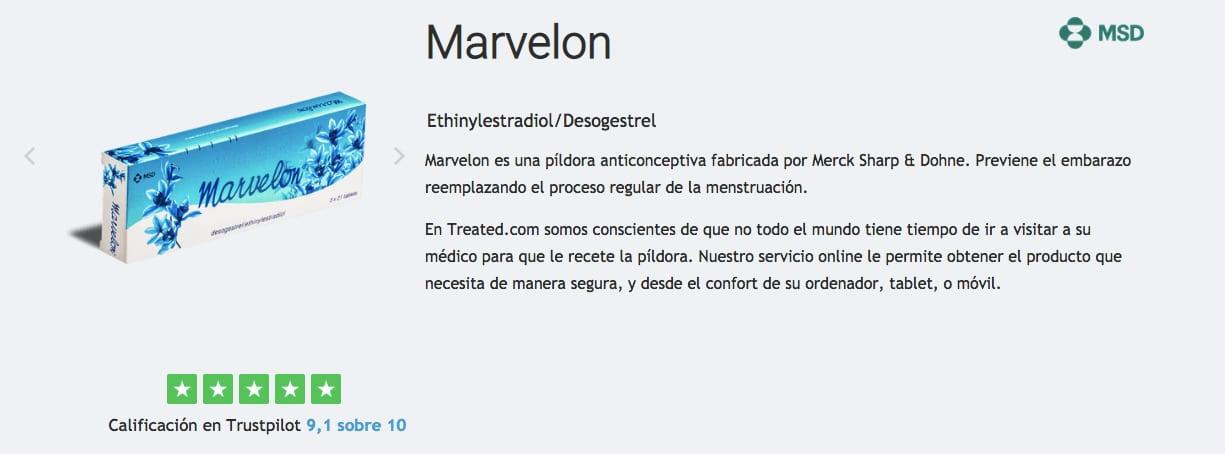 comprar marvelon