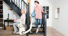 Choisir & Installer un Monte Escalier pour personne âgée : Prix et Conseils