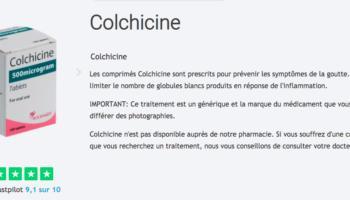 guide colchicine