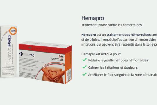 acheter creme pour les hemorroides hemapro