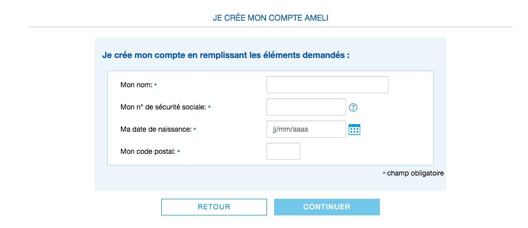 40d7565ecc66d Simplifiez vos démarches administratives santé avec un compte Ameli.fr