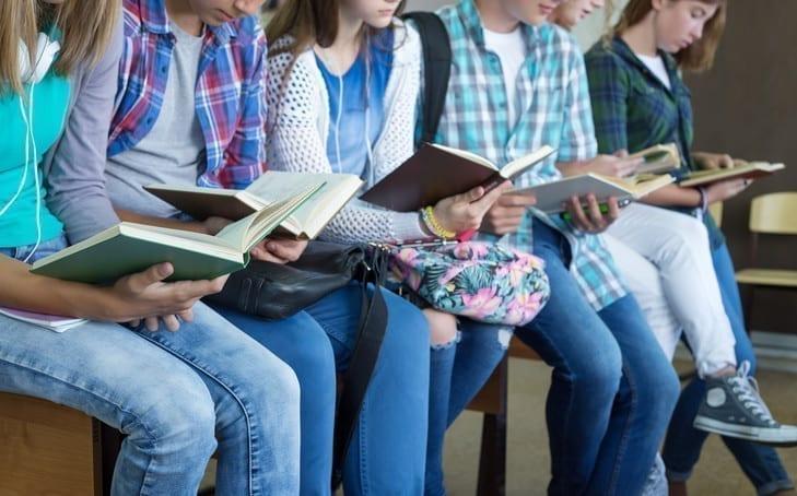 lecture et jeunes
