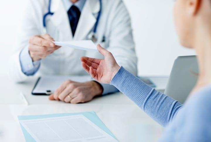 ordonnance medicale