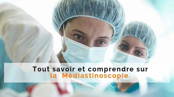 guide Mediastinoscopie