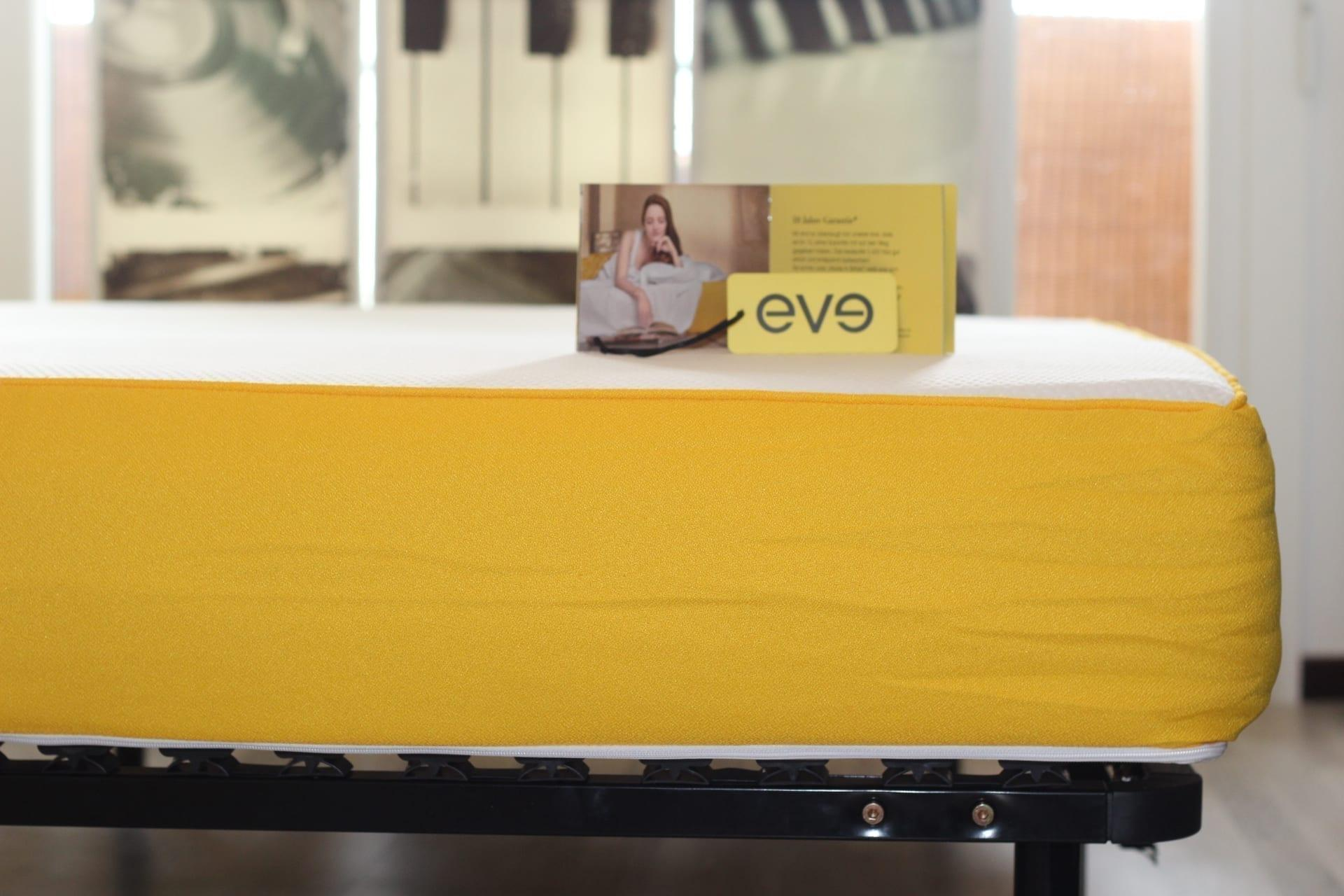 photo matelas eve