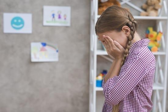 école et anxiété pour les enfants