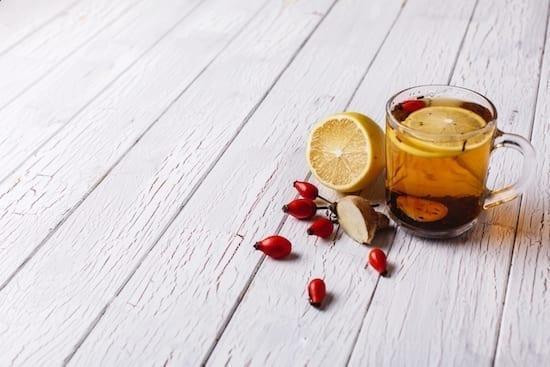 infusion citron