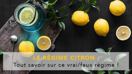 le-régime-citron