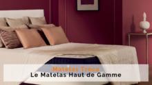 Analyse Poussée Des Matelas Haut de Gamme Treca : Notre Conclusion !