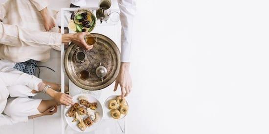 tisane et patisseries ramadan