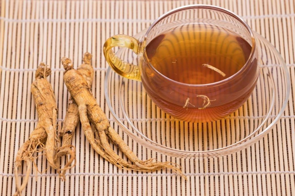 the ginseng