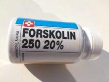 Forskolin fat burner: advice, dosage, prices & side effects